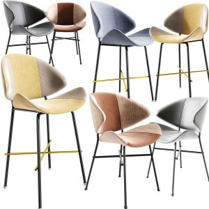 Cheri Bar Stool And Dining Chair