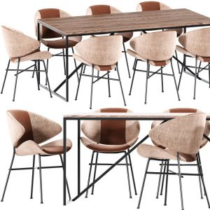 Cheri Dining Chair Table