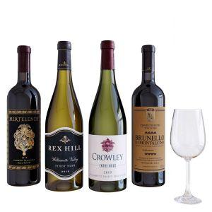 Wine Bottle Set 12
