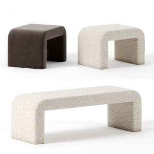 Reeno Bench By Grazia&co