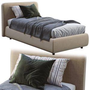 Feel Single Bed By Bolzan