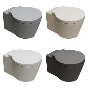 Wall-mounted Toilets Duravit 021009
