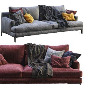 Poliform Sofa Bellport ( 2 Color Version)