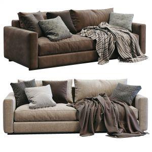 Ferlea Sofa Simple (2 Color Version)