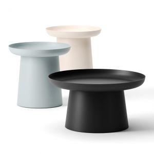 Musette Side Tables By De Vorm