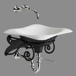 Dolce Vita Bathroom Sink