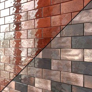 Emery Glazed Ceramic Tile 5 Types