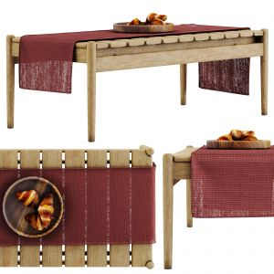 Simja Coffee Table