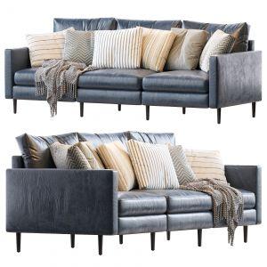3-seat Sofa Modular Design