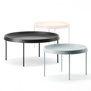 Tulou Coffee Tables By Hay