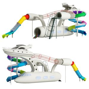 Mars Spaceship Children`s Toys
