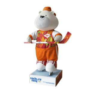 Souvenir of Olympic Bear