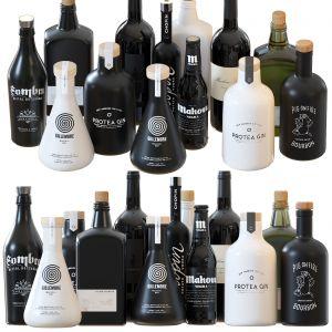 Бутылки_bottle 06