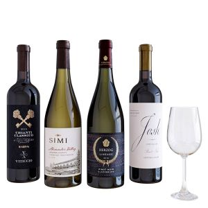 Wine Bottle Set 13