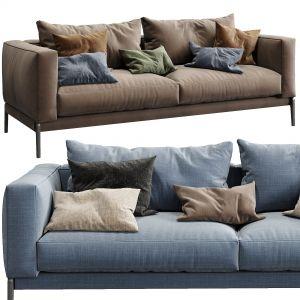 Flexform Sofa Romeo (2 Color Version)