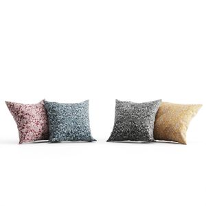 H&m Home Floral Pillow Set