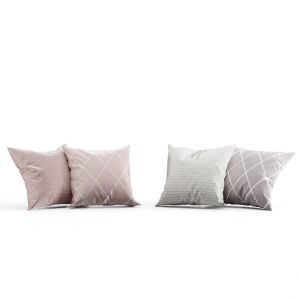 H&m Home Pastel Pillow Set