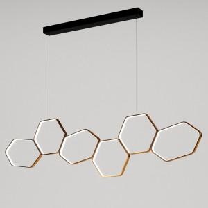 Adjustable Pentagonal Pendant