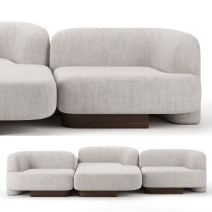 Pop Sofa By Christophe Delcourt