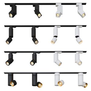 Collection Of Track Lights