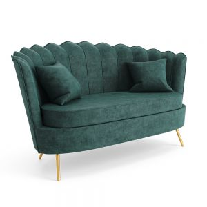 Shell Sofa 2 Seater