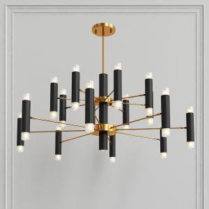 Modern Style Black Gold 12