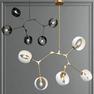 Constellation Collection Five Light Chandelier