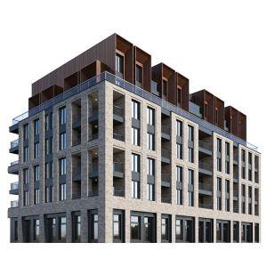 Modern Residential Building 11
