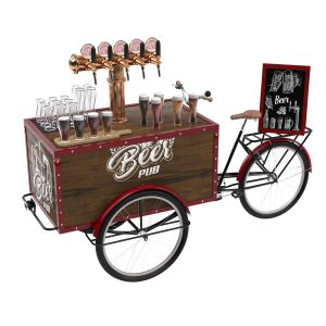 Beer Bike Cafe