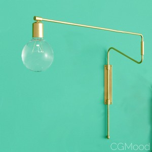 WALL LAMP, SWING by House Doctor