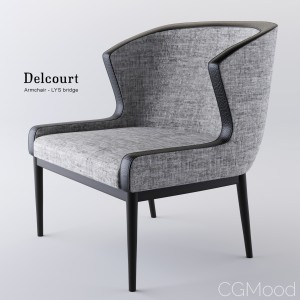 Armchair LYS by Delcourt