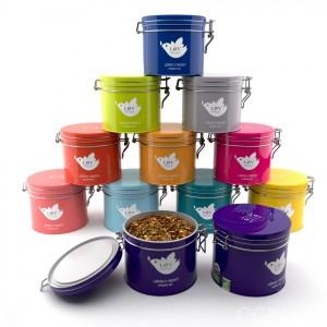 LOV Organic tea KUSMI TEA