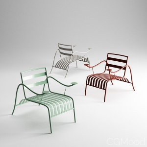 Cappellini | Thinking Man's Chair