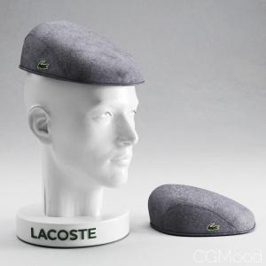 LACOSTE Men Flat Cap