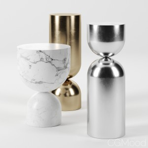 Time Piece Tables By Se Collection