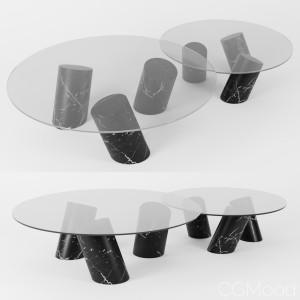 Carnac Tables By Gofi