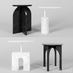 Side Tables By Aparentment
