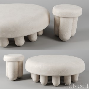 Orsetto Tables By Kolkhoze