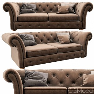 Cranbrook Chesterfield 3 Seater