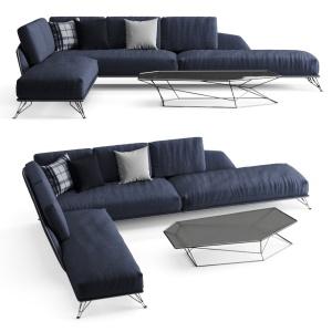 Arketipo Morrison Sofa 1