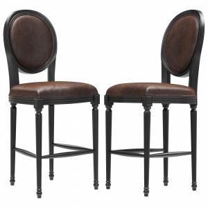 Loft Concept Provence Bar Black Chair