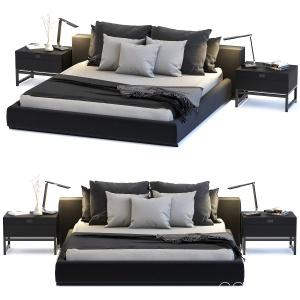 Groundpiece / Flexform Bed