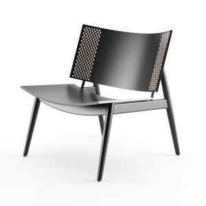 Dama T Lounge Chair