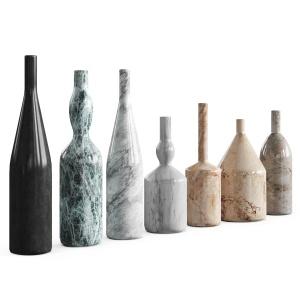 Omaggio A Morandi - Decorative Bottles Salvatori