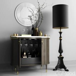 Decorative Set Mix-ology Bar