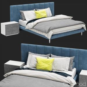 Grangala / Zanotta Bed