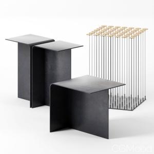 Side Tables By Gentner Design