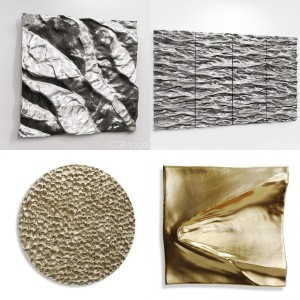 Simonallen Sculptor wall art collection 2
