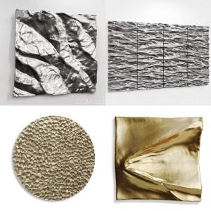Simonallen Sculptor wall art collection 2