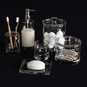 Bathroom Macys Accessories Set